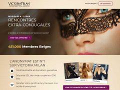 Les sites de rencontres adultères Belges en grand boom ?